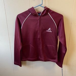 Alabama Lightweight Zip-up Jacket